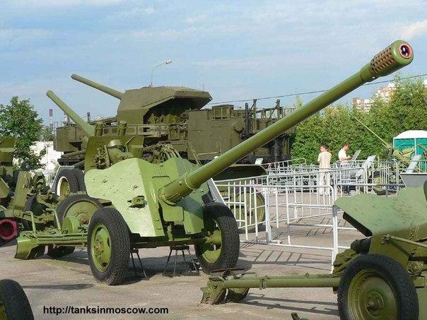 пушки Д-48