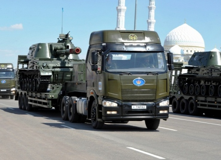 ВС Казахстана