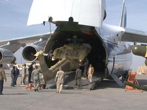 Ми-28 В Ираке
