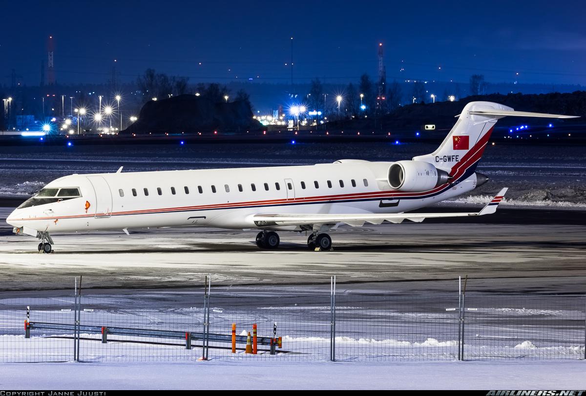 CRJ700 NextGen
