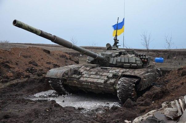 захваченный Т-72Б
