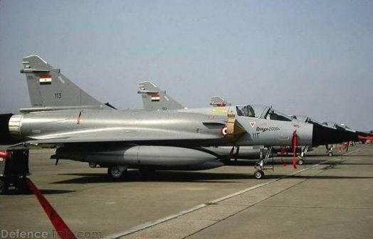 ВВС Египта