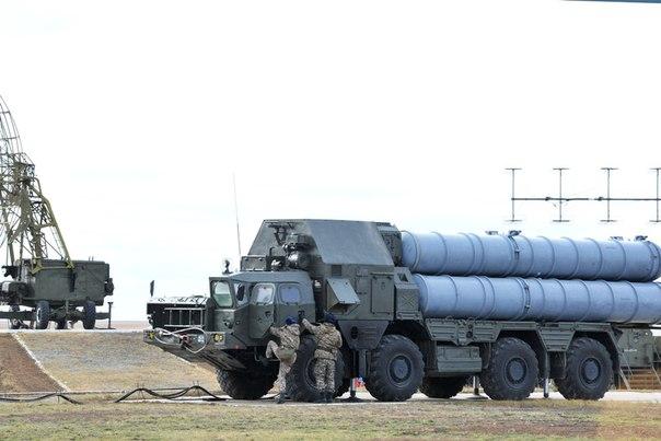 С-300 ВС Казахстана