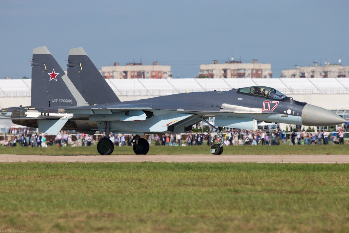 Су-35 skyships.ru