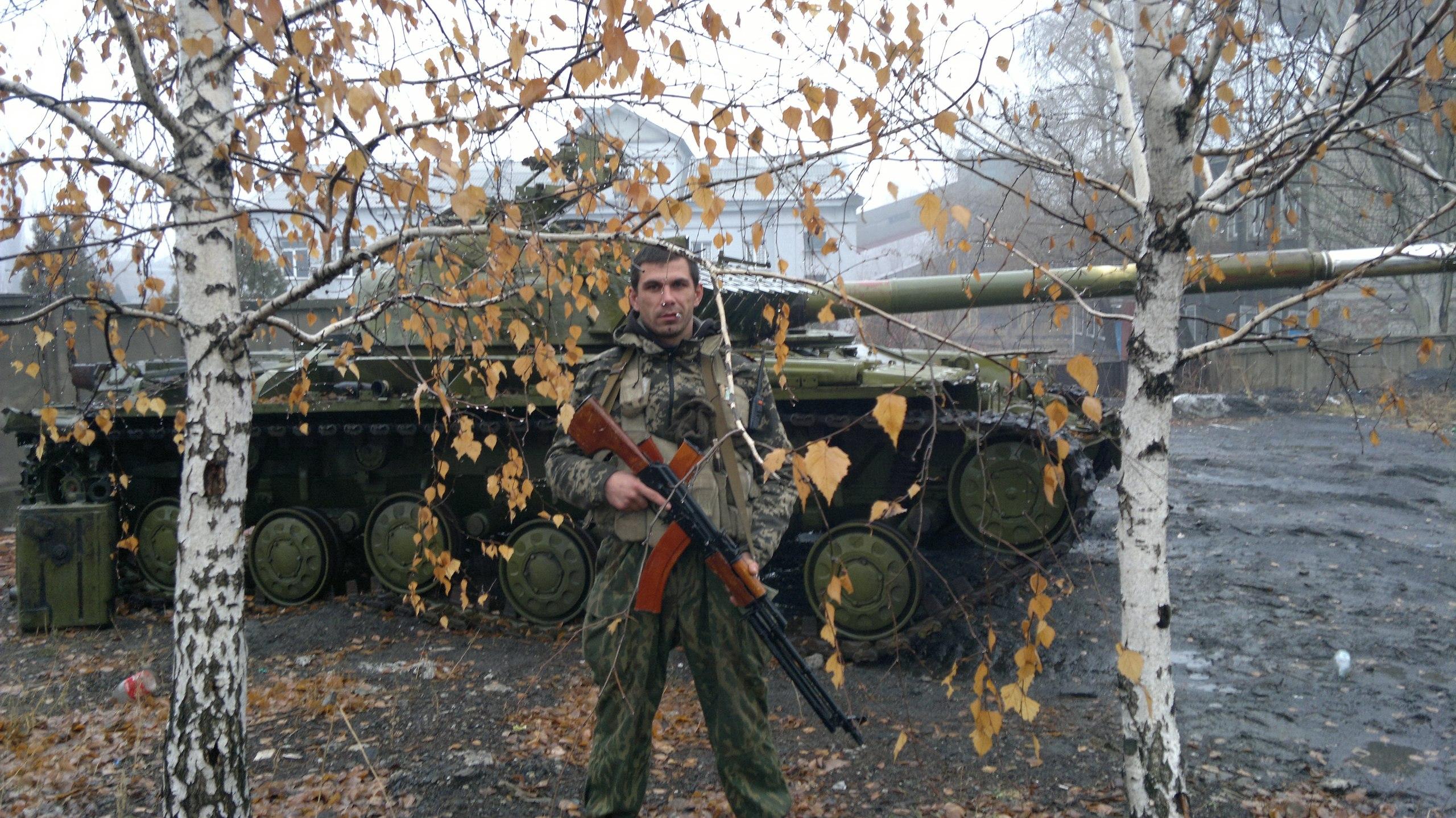 Танк Т-64 ВСН