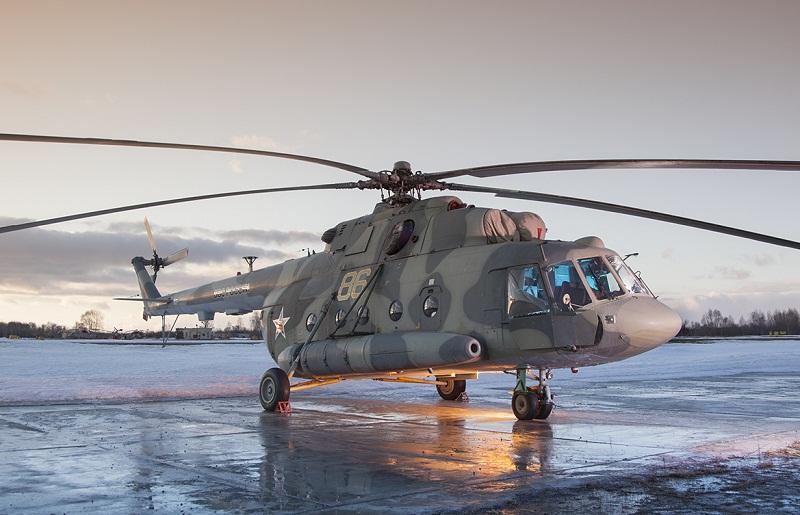 Ми-8МТВ-5-1 (с) russianhelicopters.aero