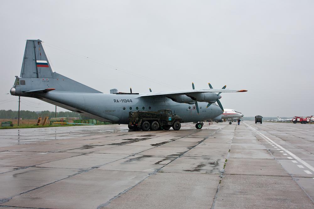 Ан-12 (С) dushlik.livejournal.com