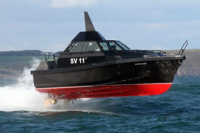 «Barracuda» SV11