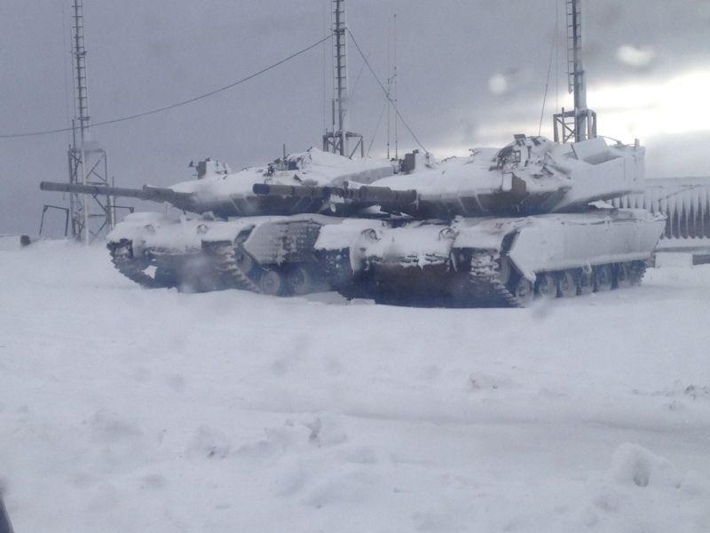 Самоходный ракетный комплекс «PEREH»