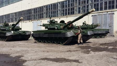 Т-80 ВСУ
