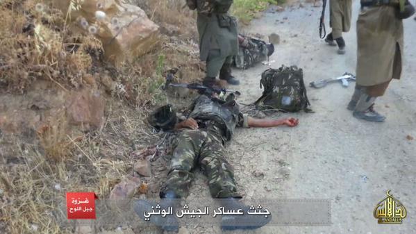 Al Qaeda affiliate claims killing of 14 Algerian soldiers 1