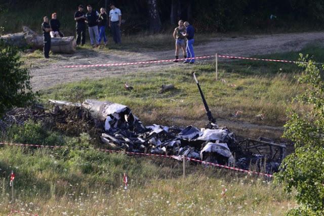 Slovakian Mi-17 helicopter crash kills one 1