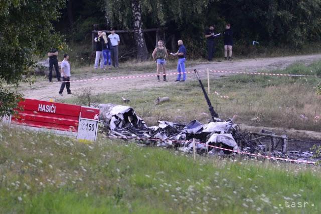 Slovakian Mi-17 helicopter crash kills one 3