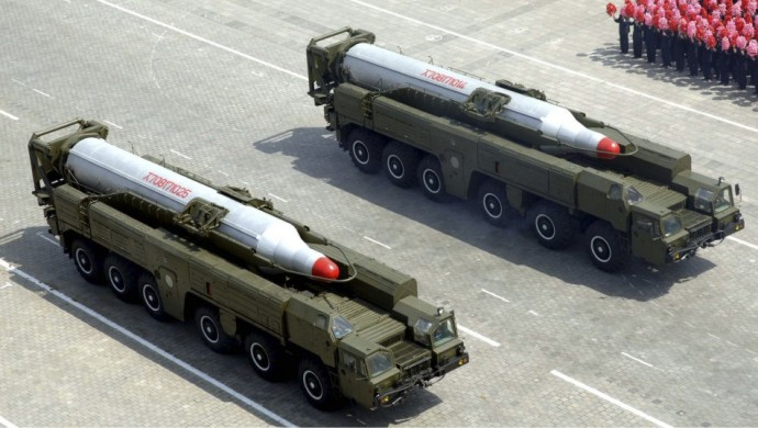 north-korean-missiles