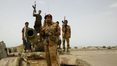 'Friendly fire' kills 20 Arab coalition troops in Yemen