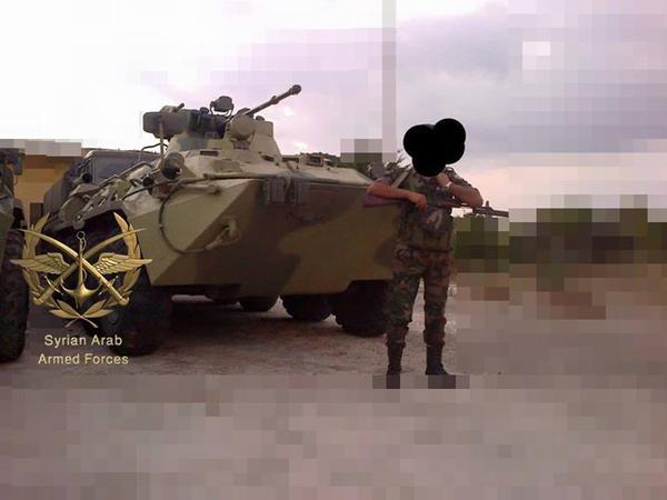 Российские морпехи вступили в бой с исламистами на Севере Сирии | Военный информатор