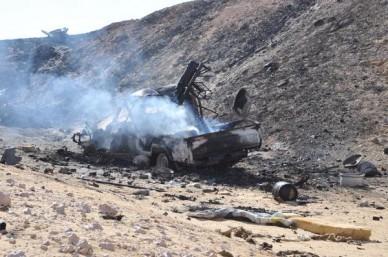 Egyptian Army Kills 19 Militants In Bahariya Oasis Of Western Desert in anti-terror in Sinai 2