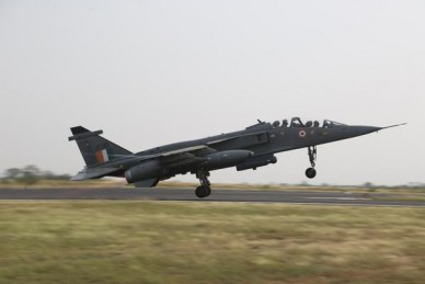 Indian Air Force Station Jamnagar, Gujarat, showcases Air Power 2