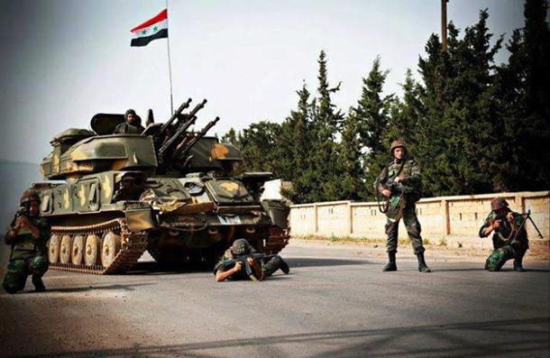 Мнение : Сирийский излом – 10 ключевых изменений в ситуации за первые три недели осени   Военный информатор