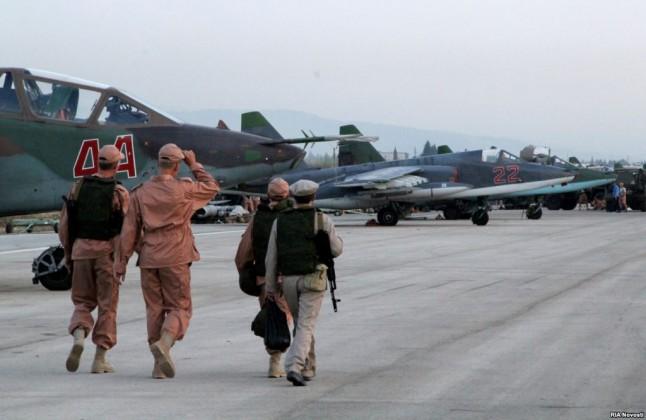 Случаи гибели российских военнослужащих в Сирии в 2015-2018 годах