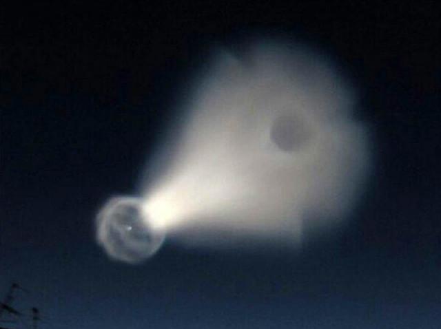 Siberia UFO sighting 1