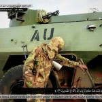 Боевикам в Сомали удалось захватить бронетранспортеры WZ551 китайского производства