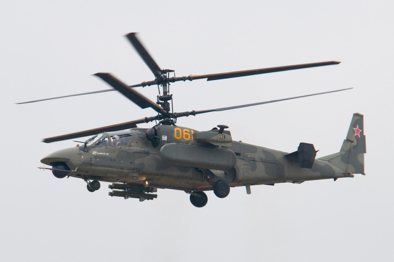 Ka-52_at_MAKS-2009