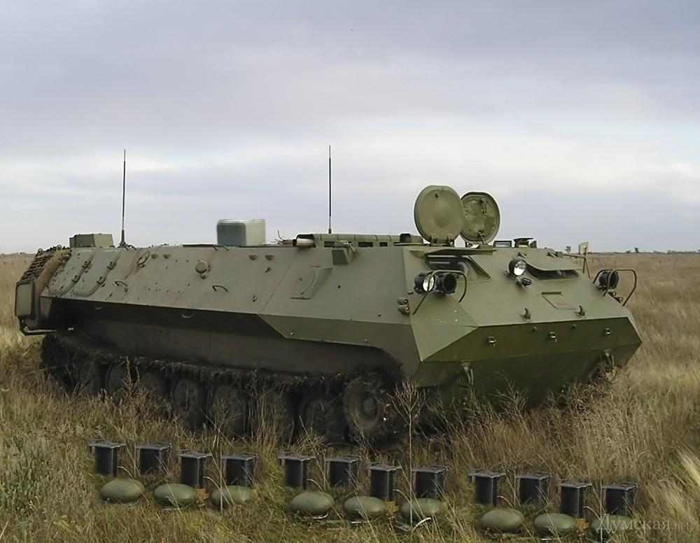 комплекс артиллерийской разведки «Положение -2»