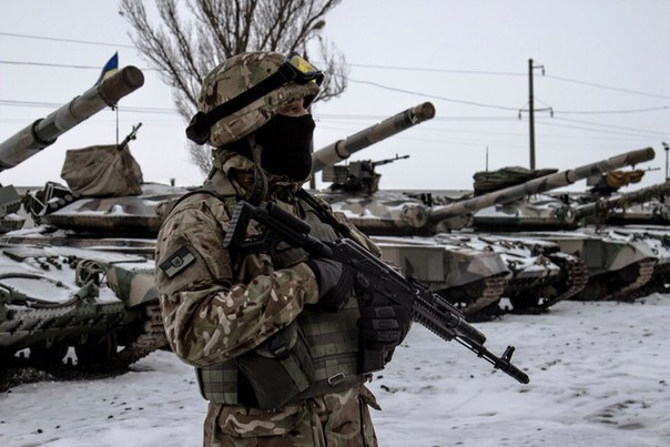Танк Т-64Б1М