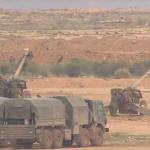 Журналистам CNN удалось заснять  российские гаубицы «Мста-Б» в Сирии