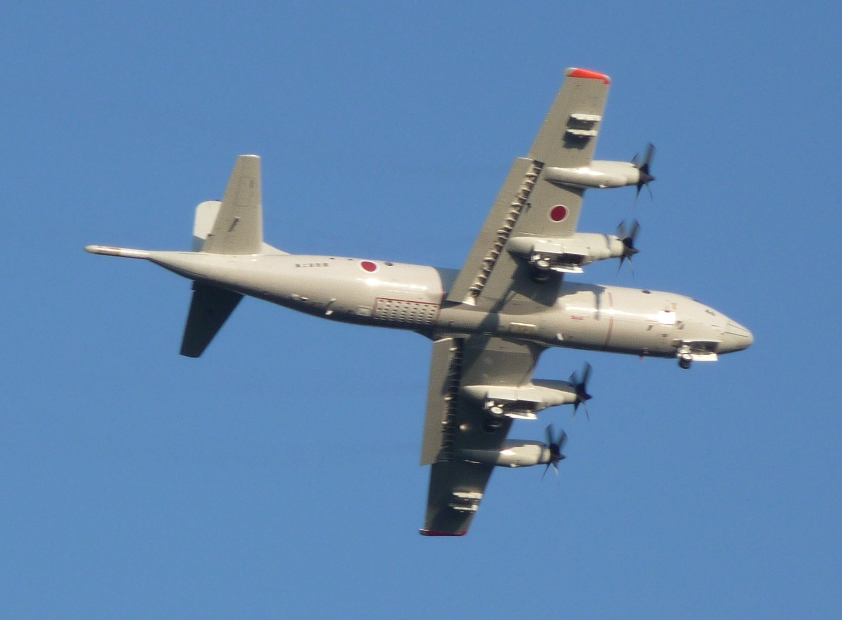Japan_P-3C_JMSDF-Maritime_patrol_aircraft