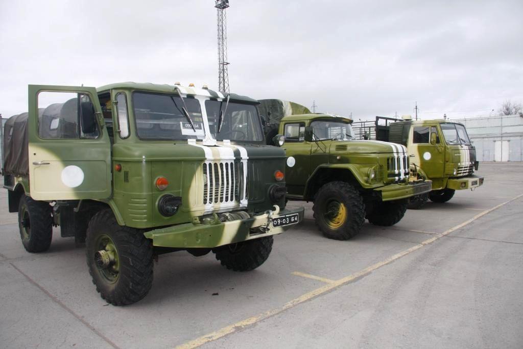 ГАЗ-66 Вооруженных Сил Украины