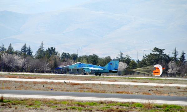 Azerbaijan Air Force deploys MiG-29s, Su-25s to Turkey for exercise 2