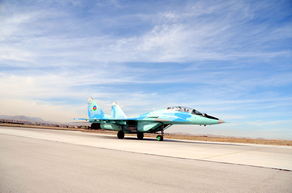 Azerbaijan Air Force deploys MiG-29s, Su-25s to Turkey for exercise 3