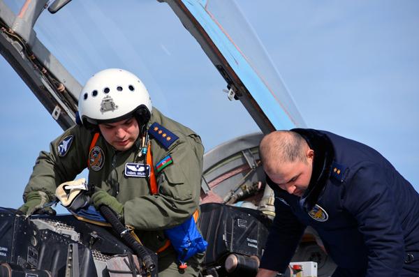 Azerbaijan Air Force deploys MiG-29s, Su-25s to Turkey for exercise 6