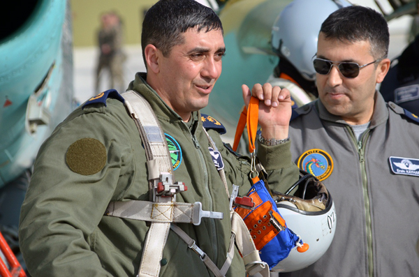 Azerbaijan Air Force deploys MiG-29s, Su-25s to Turkey for exercise 7