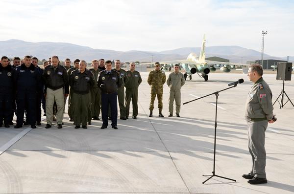 Azerbaijan Air Force deploys MiG-29s, Su-25s to Turkey for exercise 9