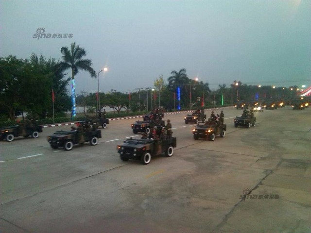 Images of 71st Armed forces Day parade 2016 in Nay Pyi Taw 7