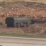 Появилось фото российского ракетного комплекса «Искандер» в Сирии