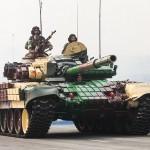 Израиль может обойти Россию в вопросе модернизации индийских танков Т-72 «Ajeya»