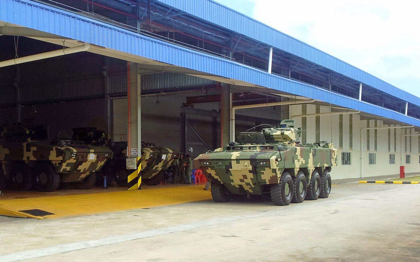 Вооружение боевых машин