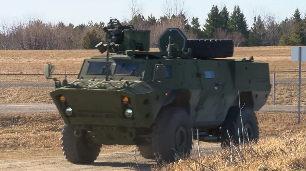 Tactical Armoured Patrol Vehicles (TAPV) defence-blog.com
