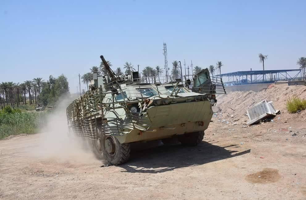 БТР-4 Иракской армии