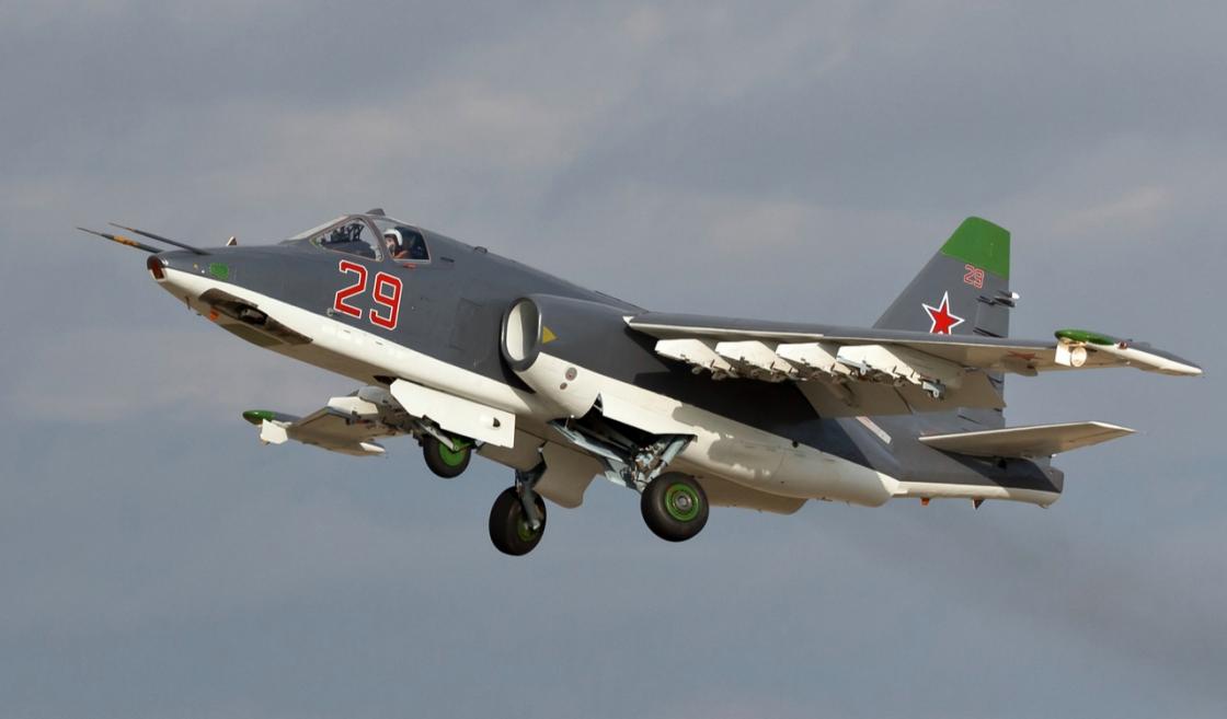 Штурмовик Су-25СМ3 (с) defence.ru