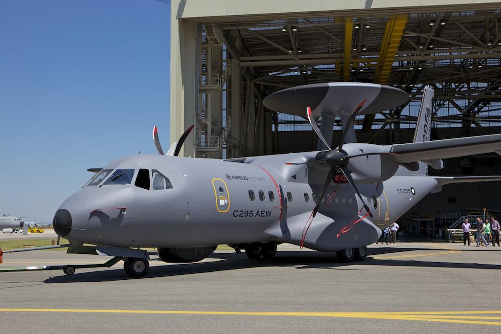 Airbus Military C-295 AEW&C