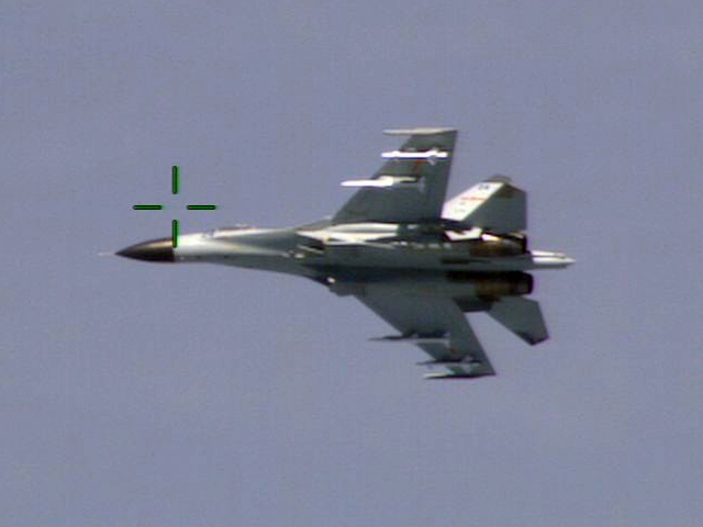 Chinese_Shenyang_J-11_from_below_in_August_2014