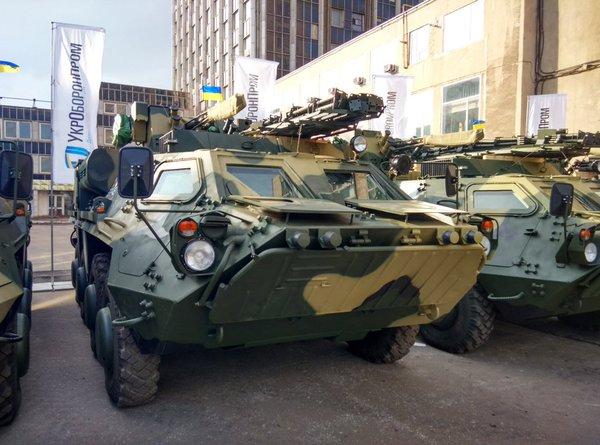 БТР-4 на нужды МОУ (с) terror.in.ua