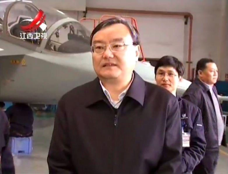 Легкий истребитель на базе самолета JL-10