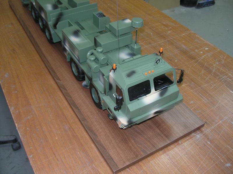 Модель С-500 (c) copy-models.com
