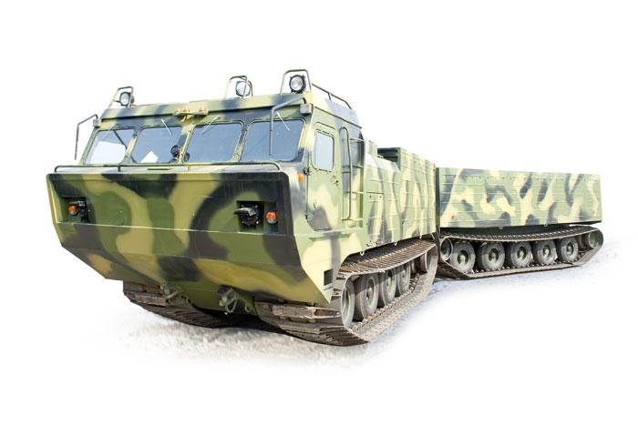 Российский ДТ-10 «Витязь»